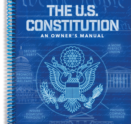 Why the Constitution, Why now?