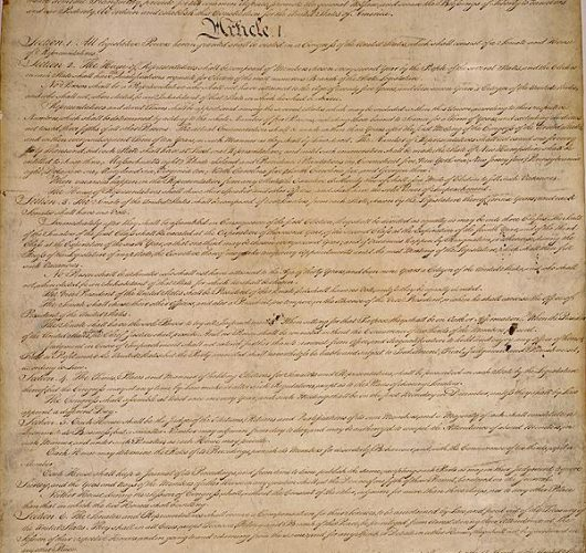 Quotes about The Constitution by Those Who Wrote It or Influenced It